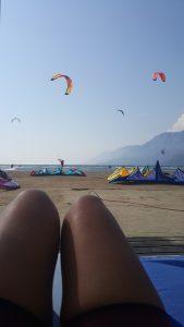 Akyaka, das Kitesurf Paradies