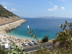 Wunderschöne Buchten zwischen Fethiye und Cirali