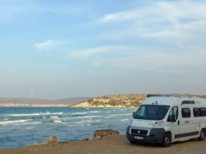Türkei, Cesme Pirlanta Plaji