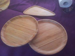 Bambusgeschirr im Wohnmobil
