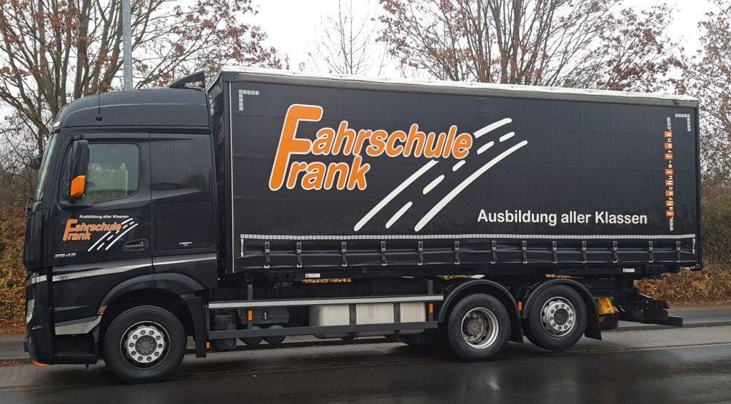 Mercedes Actros Fahrschul LKW