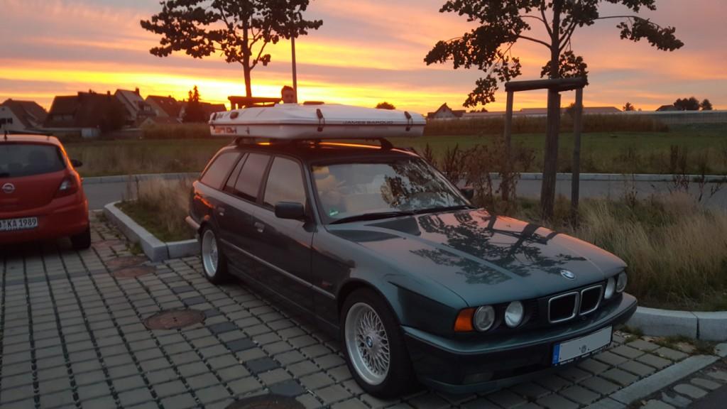 BMW E34 Dachzelt Erfahrungen