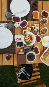 Türkisches Frühstück (Urla)