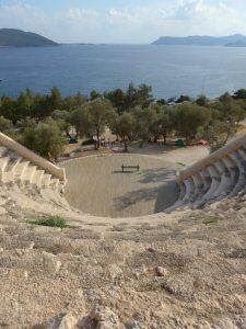 Kas, Amphitheater