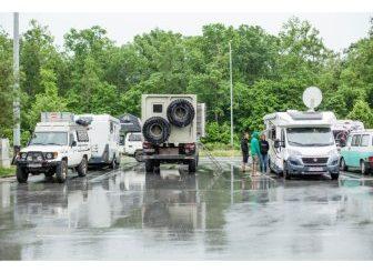 konvoir wohnmobil türkei nach Deutschland