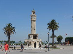 Izmir, Saat Kulesi, Uhrenturm